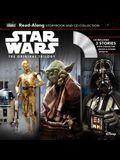 Star Wars the Original Trilogy Read-Along Storybook and CD Collection: Read-Along Storybook and CD