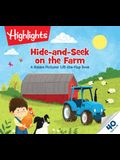 Hide-And-Seek on the Farm: A Hidden Pictures Lift-The-Flap Book