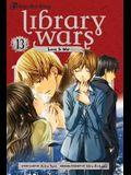 Library Wars: Love & War, Volume 13
