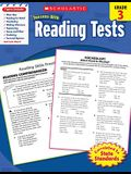 Reading Tests, Grade 3