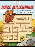 Maze Millennium: Kids Maze Activity Book