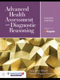 Advanced Health Assessment & Diagnostic Reasoning: Featuring Kognito Simulations: Featuring Simulations Powered by Kognito [With Access Code]