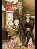 Food Wars!: Shokugeki No Soma, Vol. 34, Volume 34