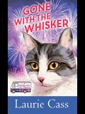 Gone with the Whisker: A Bookmobile Cat Mystery