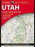 Delorme Atlas & Gazetteer: Utah