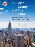 County and City Extra: Annual Metro, City, and County Databook (2017)