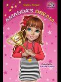 Amanda's Dream: Winning and Success Skills Children's Books Collection