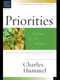 Priorities: Tyranny of the Urgent