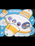 Airplane Flight!: A Lift-The-Flap Adventure