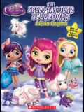 The Spell-Tacular Sleepover: A Panorama Sticker Storybook