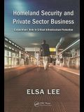 Homeland Security and Private Sector Business: Corporations' Role in Critical Infrastructure Protection