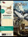 IncrediBuilds: Harry Potter: Buckbeak Deluxe Book and Model Set