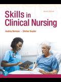 Pearson Etext Skills in Clinical Nursing - Access Card