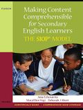 Making Content Comprehensible for Secondary English Learners: The SIOP Model [With CDROM]