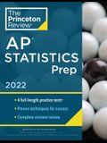 Princeton Review AP Statistics Prep, 2022: 4 Practice Tests + Complete Content Review + Strategies & Techniques