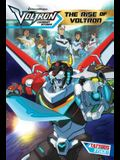The Rise of Voltron, 1