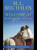 Welcome at Henderson's Ranch