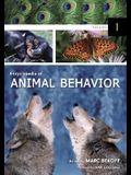 Encyclopedia of Animal Behavior [3 Volumes]