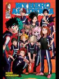 My Hero Academia, Vol. 4, Volume 4