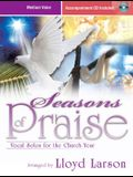 Seasons of Praise: Vocal Solos for the Church Year
