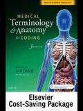 Medical Terminology & Anatomy for ICD-10 Coding - Text and Elsevier Adaptive Learning Package