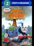 Thomas And The Volcano (Turtleback School & Library Binding Edition) (Step into Reading, Step 2: Thomas & Friends)