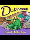 D Is for Dinosaur: Noah's Ark and the Genesis Flood