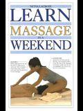 Learn Massage in a Weekend
