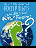 How Big Is Your Water Footprint?