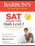 SAT Subject Test Math Level 2: With 9 Practice Tests