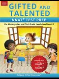 Gifted and Talented NNAT Test Prep: NNAT2 / NNAT3 Level A and Level B - For Kindergarten and First Grade