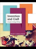 Invention and Craft: A Guide to College Writing