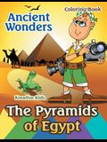 Ancient Wonders: The Pyramids of Egypt Coloring Book