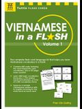 Vietnamese in a Flash Kit Volume 1 [With 448 Cards]