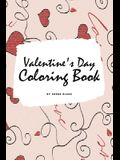 Valentine's Day Coloring Book for Teens and Young Adults (6x9 Coloring Book / Activity Book)