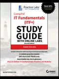 Comptia It Fundamentals (Itf+) Study Guide with Online Labs: Exam Fc0-U61