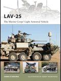 Lav-25: The Marine Corps' Light Armored Vehicle