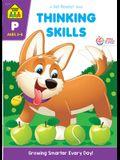 School Zone Thinking Skills Workbook