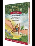 Magic Tree House #1-4