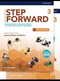 Step Forward Level 3 Student Book and Workbook Pack with Online Practice: Standards-Based Language Learning for Work and Academic Readiness