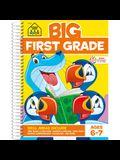 Big First Grade Spiral