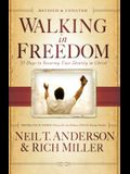Walking in Freedom: 21 Days to Securing Your Identity in Christ