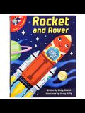 Rocket and Rover/All about Rockets: 3-2-1 Blast Off! Fun Facts about Space Vehicles