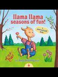 Llama Llama Seasons of Fun!: A Push-And-Pull Book