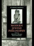 The Cambridge Companion to Modern Jewish Philosophy