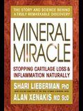 Mineral Miracle: Stopping Cartilage Loss & Inflamation Naturally