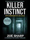 Killer Instinct: Charlie Fox Crime Mystery Thriller Series