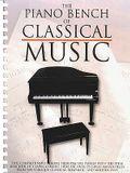 The Piano Bench of Classical Music: Piano Solo