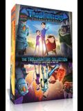 The Trollhunters Collection: The Adventure Begins; Welcome to the Darklands; The Book of Ga-Huel; Age of the Amulet
