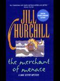 The Merchant of Menace (Jane Jeffry Mysteries, No. 10)